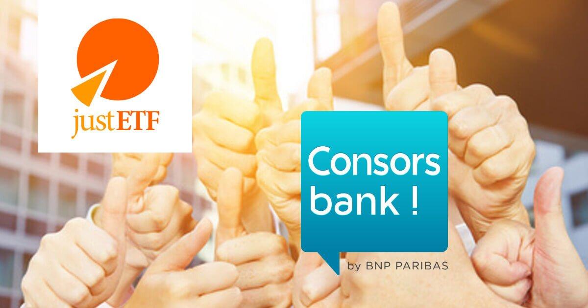 Consorsbank ETF-Depot-Erfahrungen