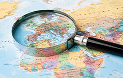 Investing in specific countries with ETFs