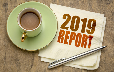 The ETF year 2019
