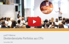 Video: Dividendenstarke Portfolios aus ETFs