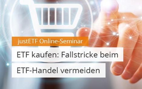 ETF kaufen: Fallstricke beim ETF-Handel vermeiden