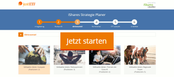 iShares Strategie Planer